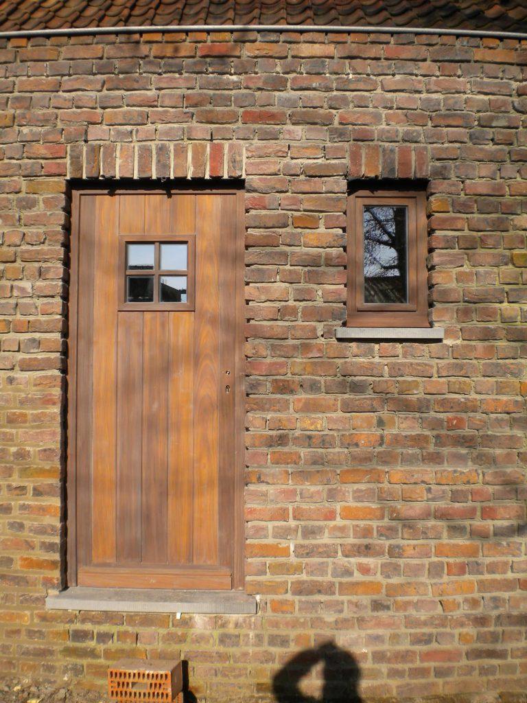 Houten ramen & deuren